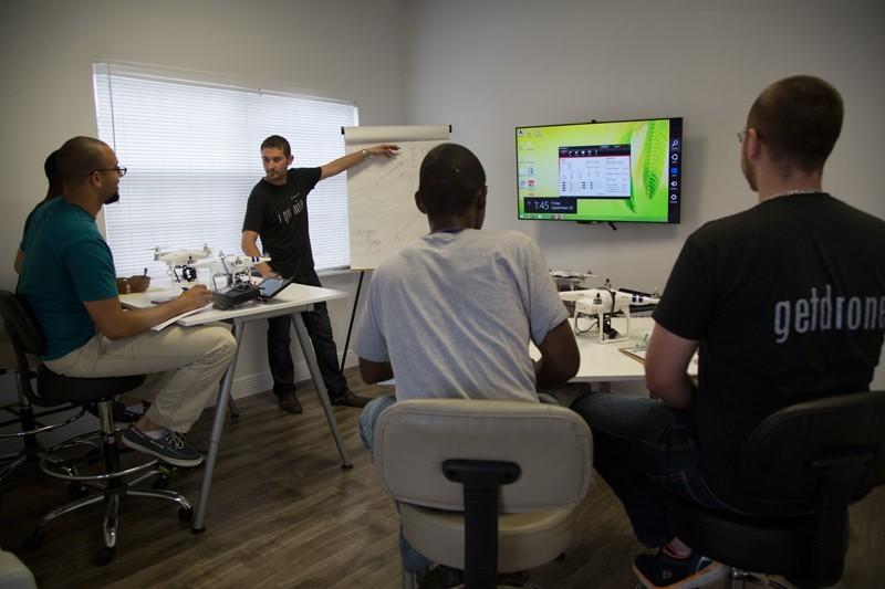 Drone Classroom