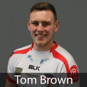 Tom Brown Tile